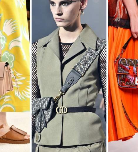 Best Accessories from Spring/Summer 2019 Designer Collections