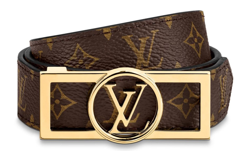 Louis Vuitton Dauphine Belt