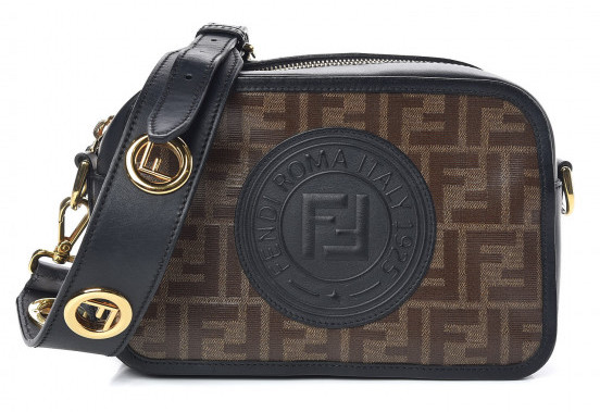 Fendi Zucca Camera Bag