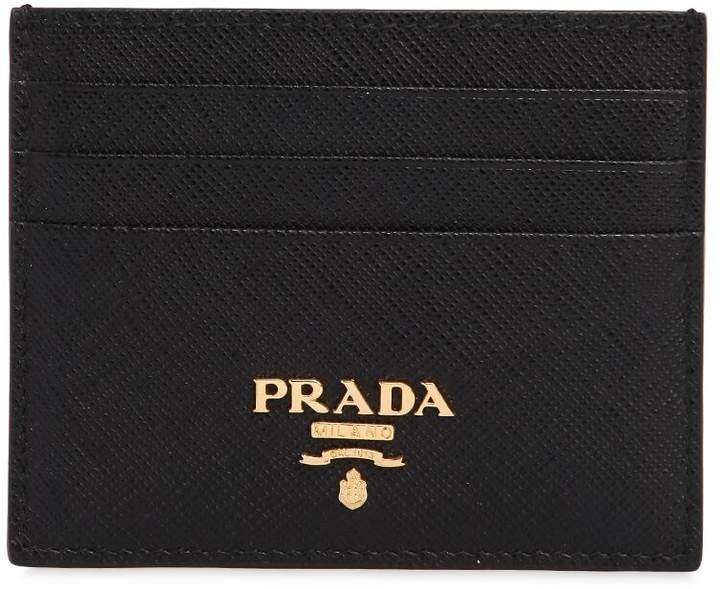 Prada Saffiano Card Holder