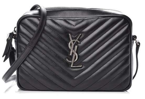 Sant Laurent Calfskin Lou Camera Bag