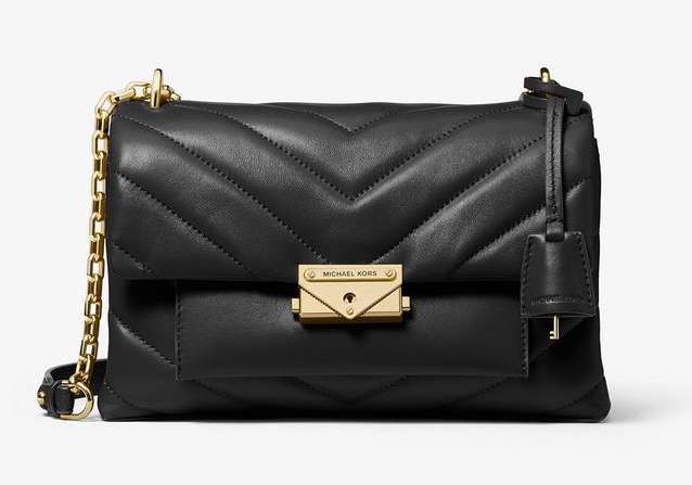 Michael Kors Medium Cece Quilted Leather