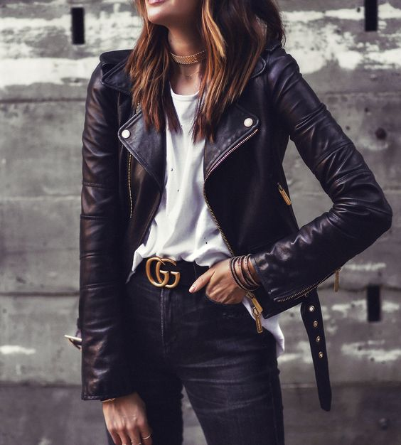 Gucci belt styling ideas. How to wear a Gucci Belt