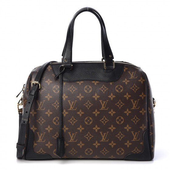 Louis Vuitton Retiro NM Black