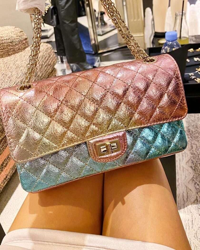 Chanel 20A Rainbow Reissue 2.55 Bag