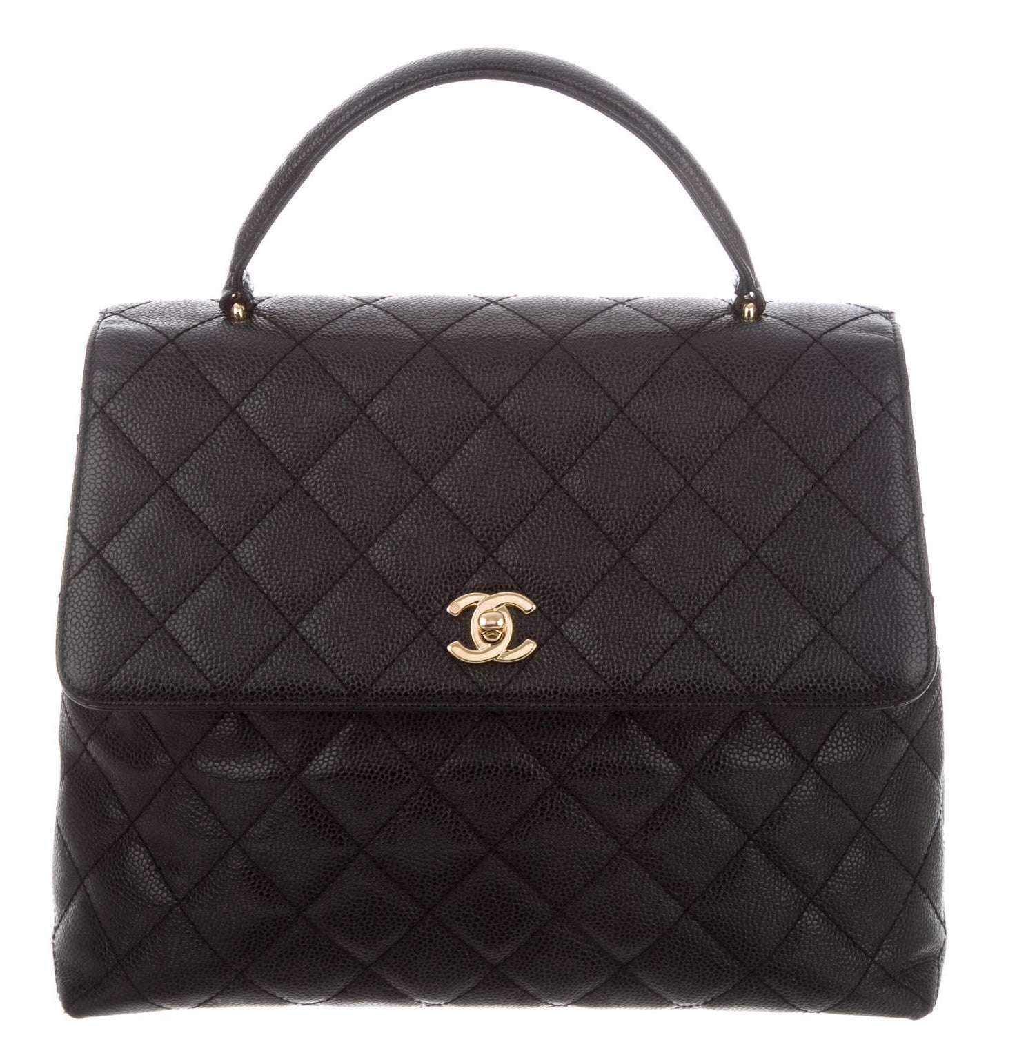 Chanel Vintage Kelly Bag