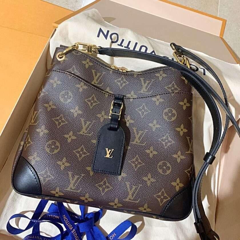Louis Vuitton Re-Releases the Odéon Bag