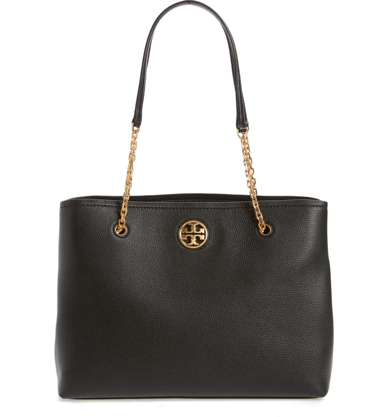 Tory Burch Carson Leather Tote