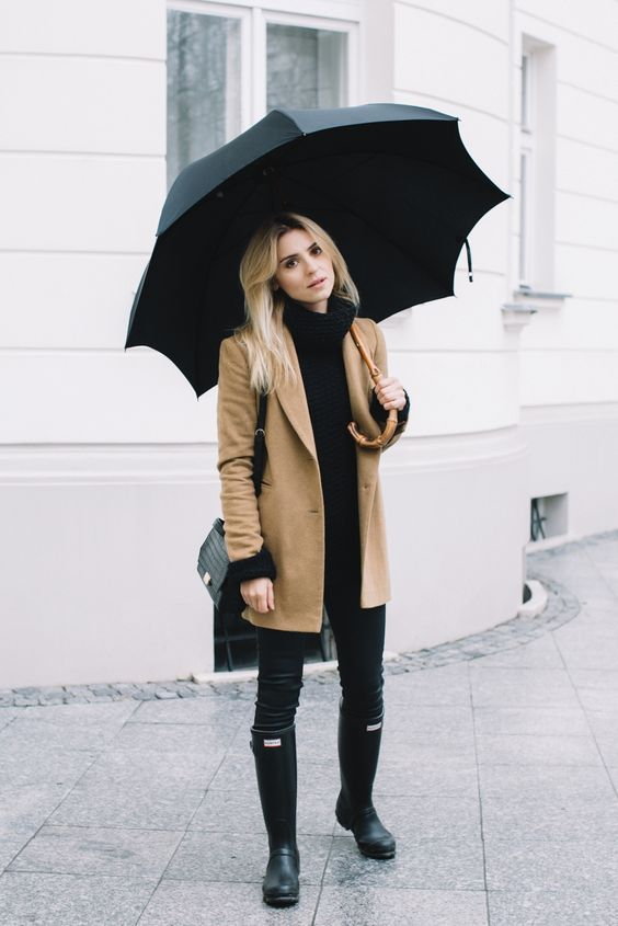 Rubber boot trend FW20-21