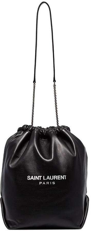 YSL Teddy Bucket Bag
