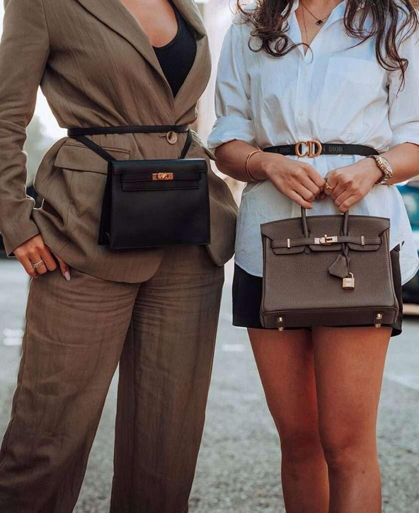 Hermès Kelly Danse: the most versatile Hermès bag