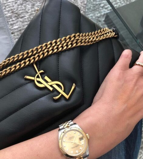 Saint Laurent Loulou Bag Guide