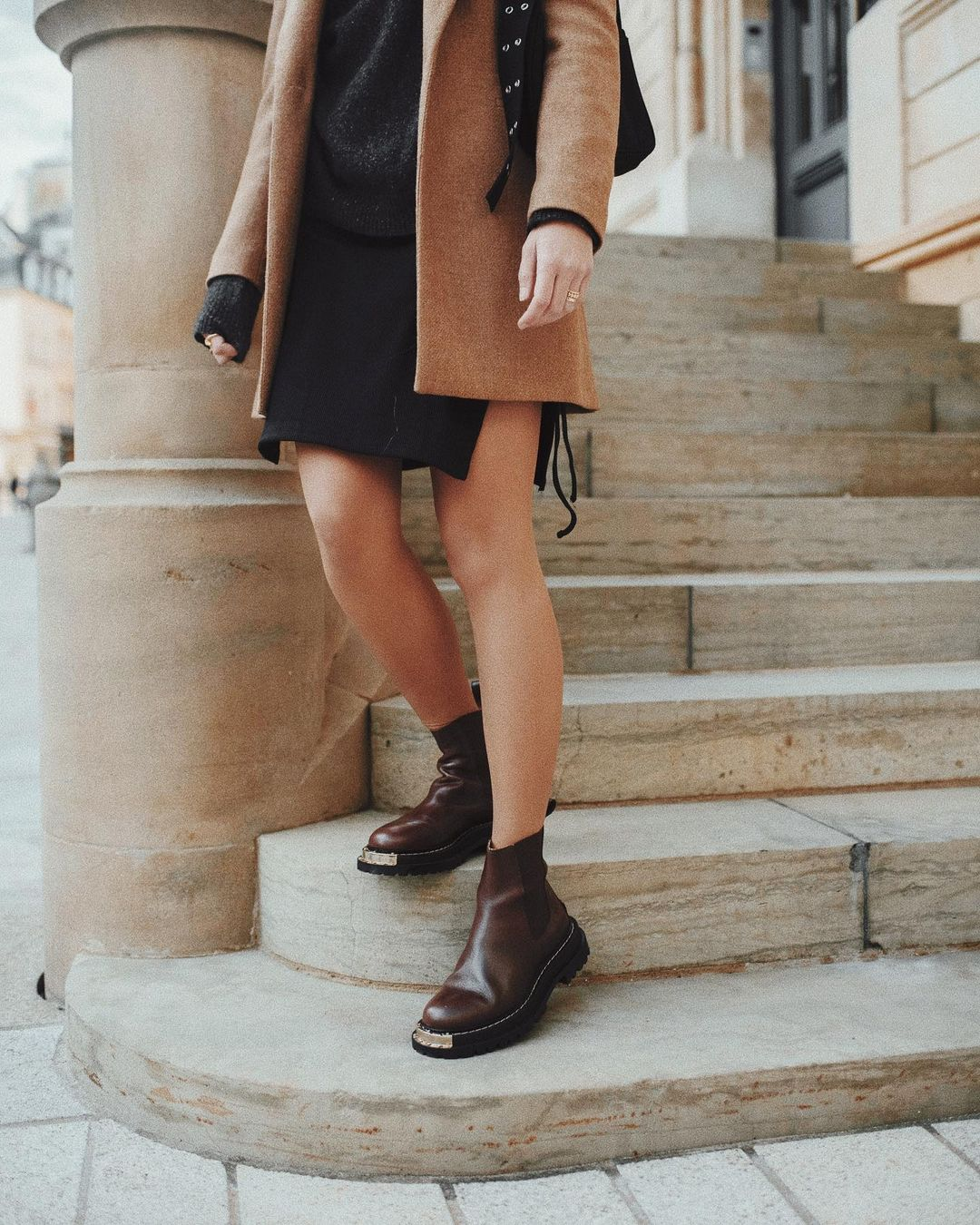 chelsea boot outfit ideas