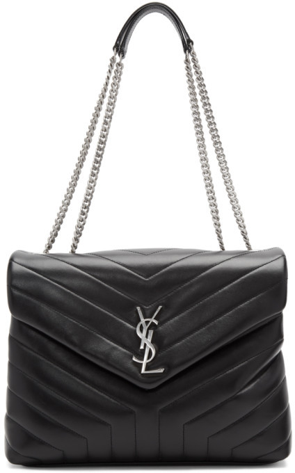 ysl medium loulou bag