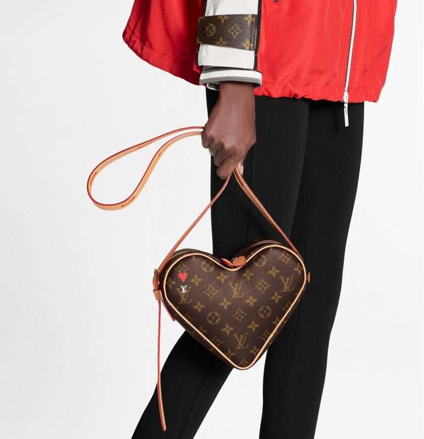 Louis Vuitton Game On Cœur bag