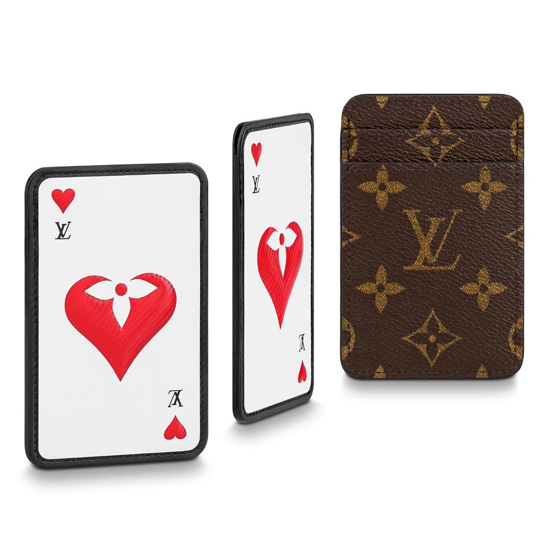 Louis Vuitton Game On Card holder
