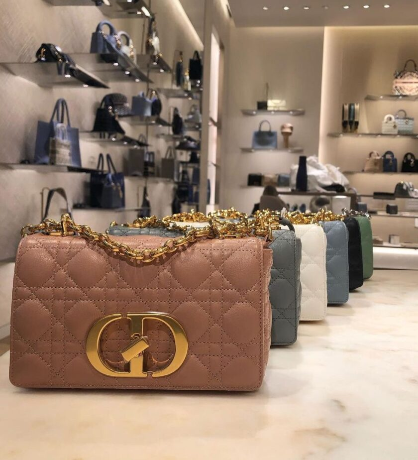 Dior Caro Bag Reference Guide