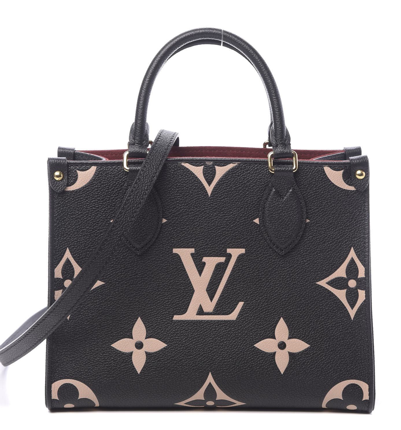 Louis Vuitton Onthego PM Empreinte Leather