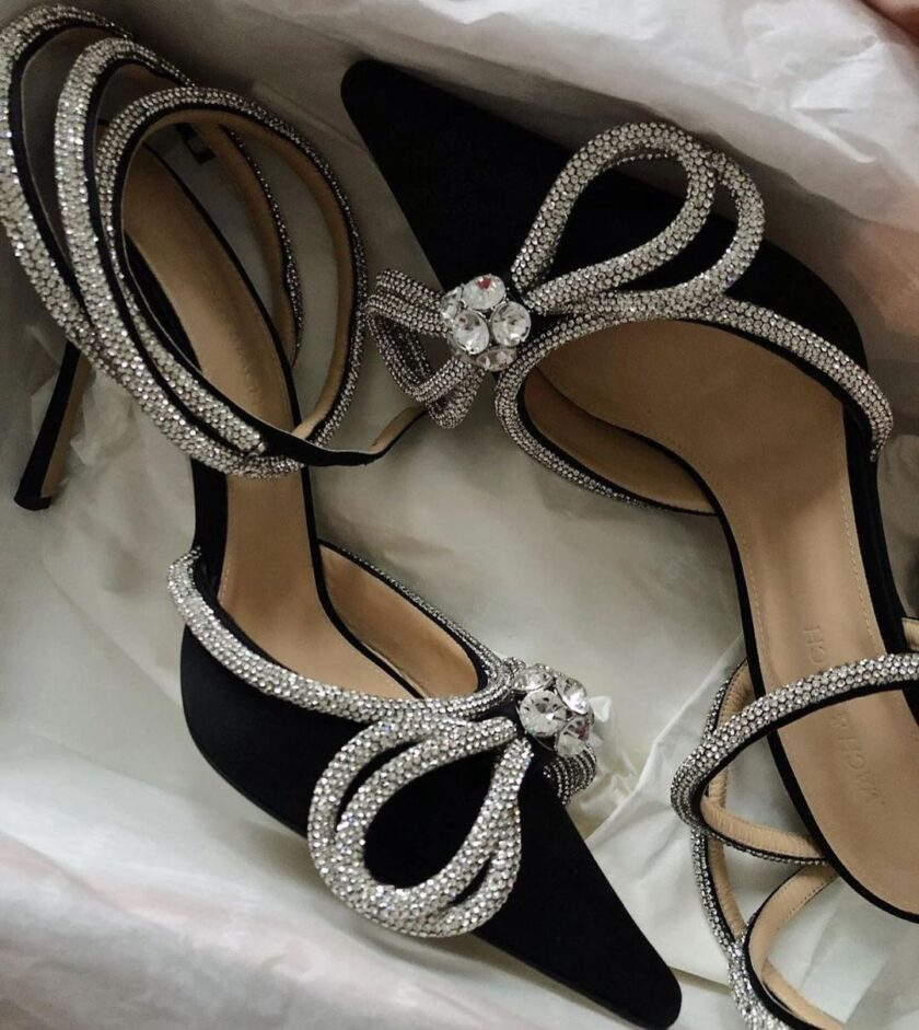 Shoes of SS21: Mach & Mach Double Bow Pumps