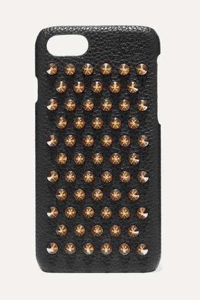Christian Louboutin Loubiphone Leather Phone Case
