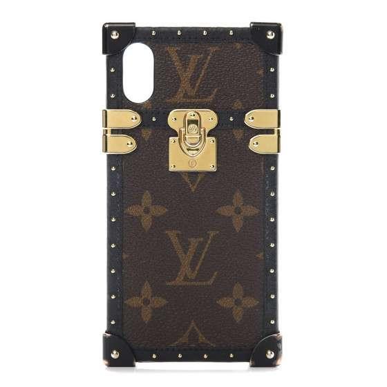 Louis Vuitton Monogram Eye-Trunk Phone Case
