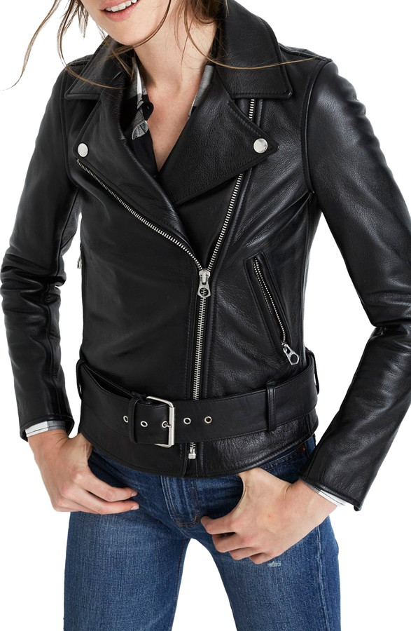 Madewell Ultimate Leather Jacket