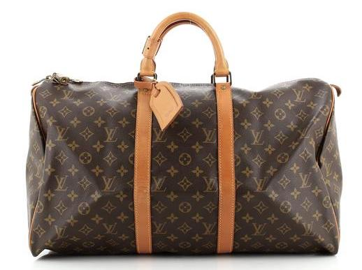 Louis Vuitton Vintage Keepall 50 Monogram