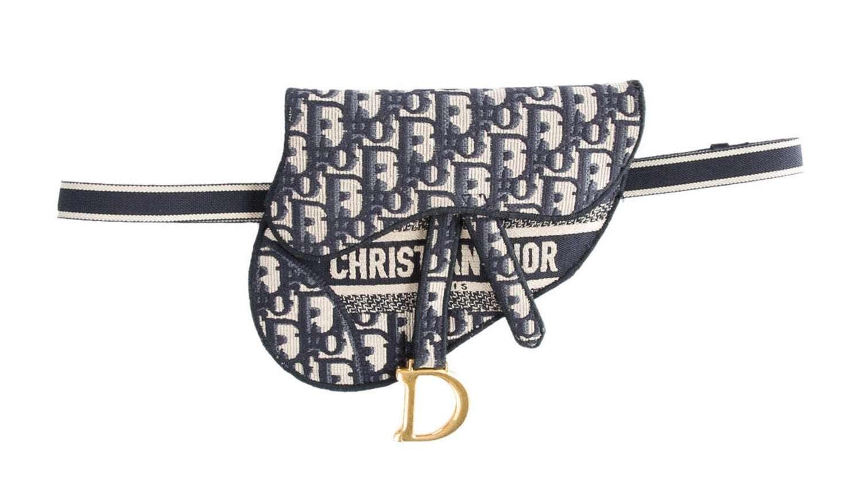 Dior Saddle Belt Pouch