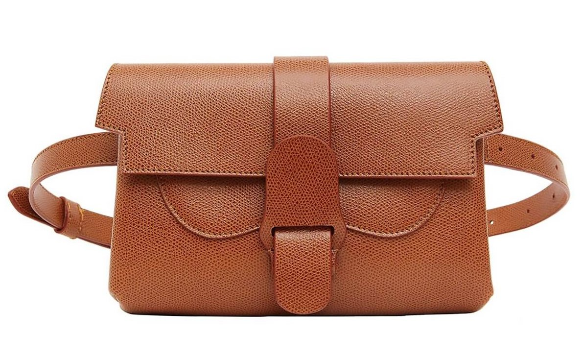 Senreve Aria Belt Bag Chestnut