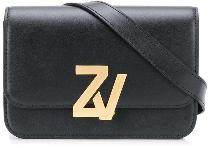 Zadig & Voltaire ZV Initial Leather Belt Bag