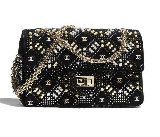 Chanel Mini 2.55 Bag Metiers D'Art 2021