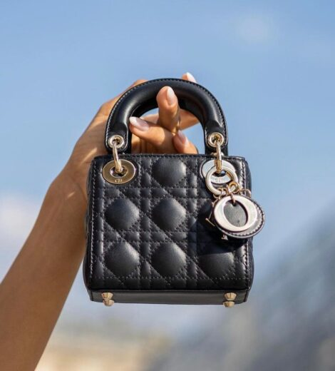 Dior's New Micro Bags are this summer's hottest accessory