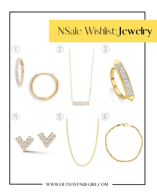 Nordstrom Anniversary Sale 2021 Jewelry Deals