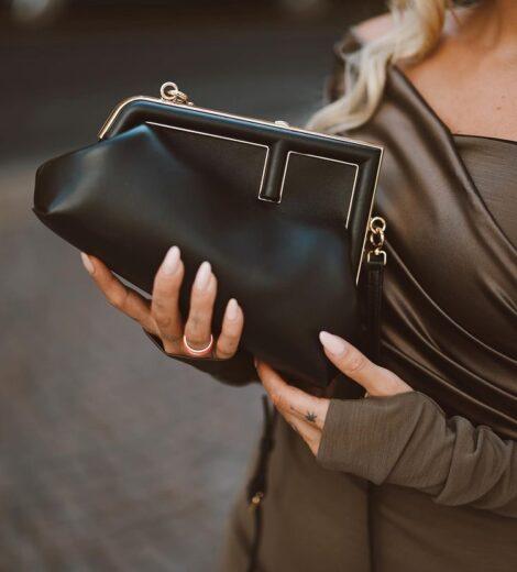 Fall 2021 It Bag Alert: The Fendi First Bag