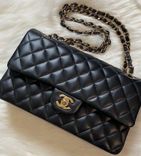 Chanel Classic Flap Bag Size Comparison