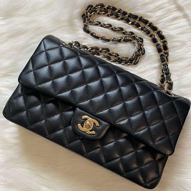 Chanel Classic Flap Size Comparison