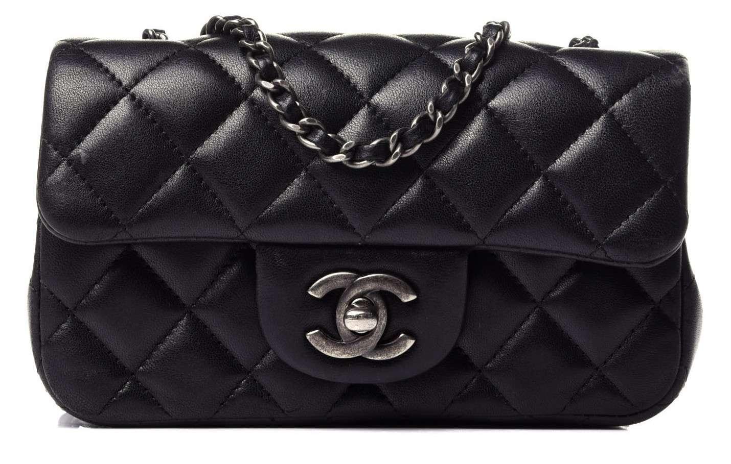 Chanel Extra Mini Classic Flap
