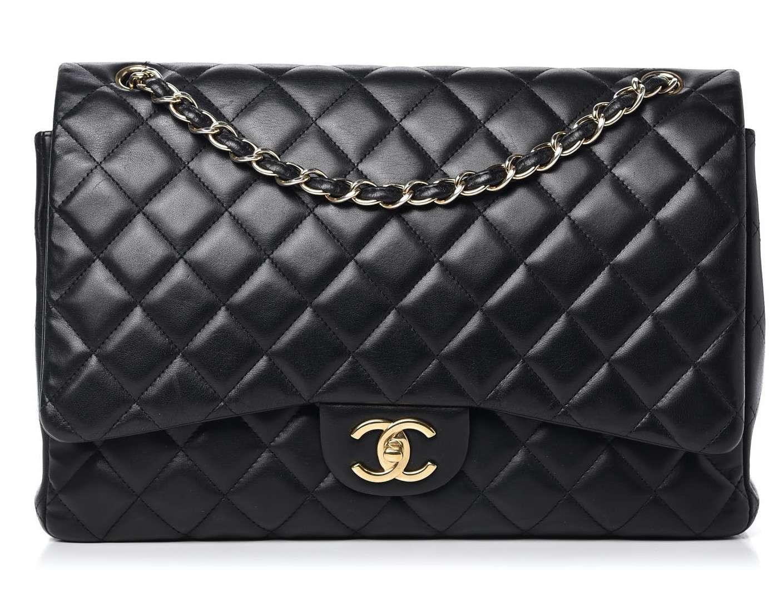 Chanel Maxi Classic Flap Bag