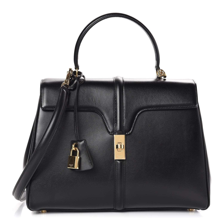 Celine 16 Medium Top Handle Bag