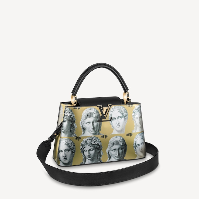 Louis Vuitton x Fornasetti Capuciness MM